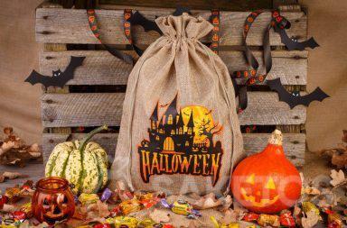 Halloween Süßigkeiten Taschen
