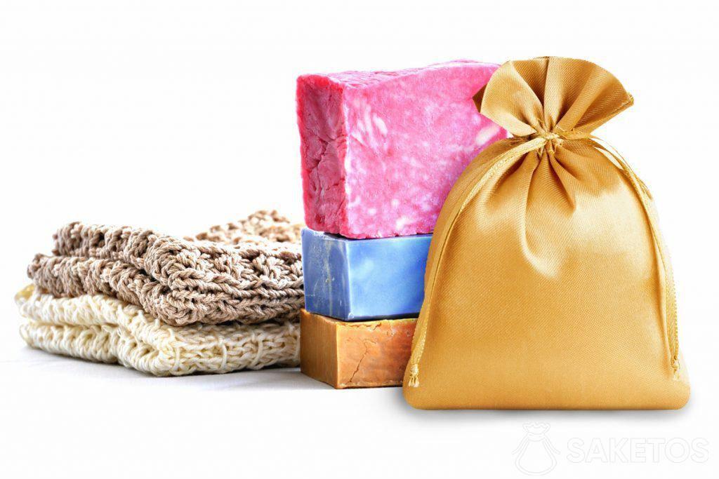Verpackung für handgefertigte Produkte