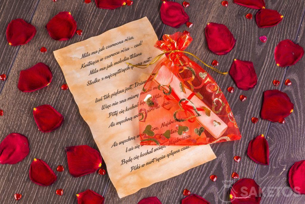 Valentinstagsgeschenk DIY
