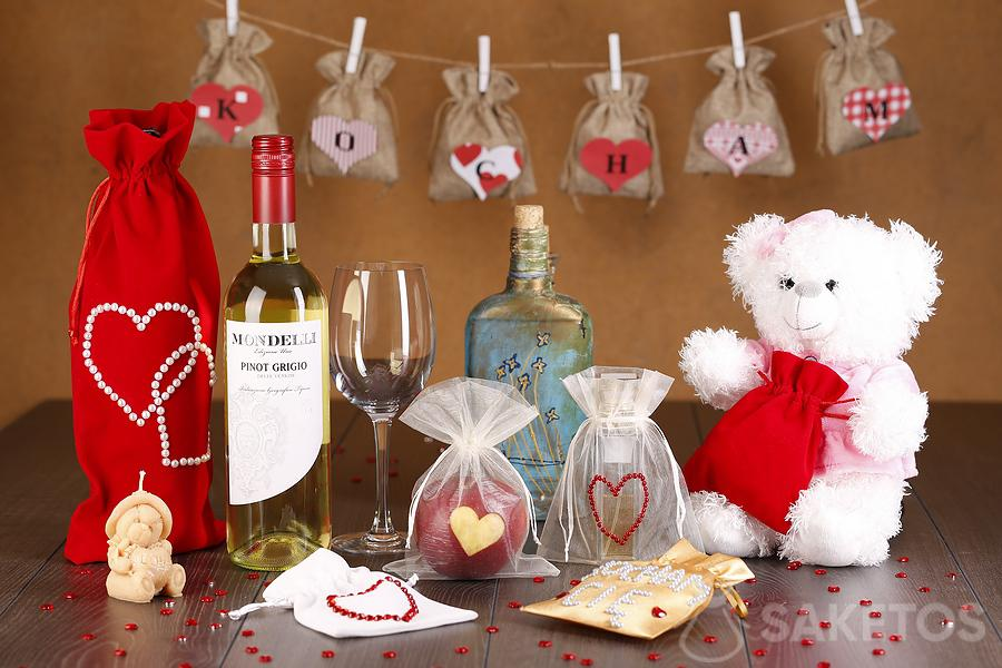 Geschenke zum Valentinstag - Inspirationen
