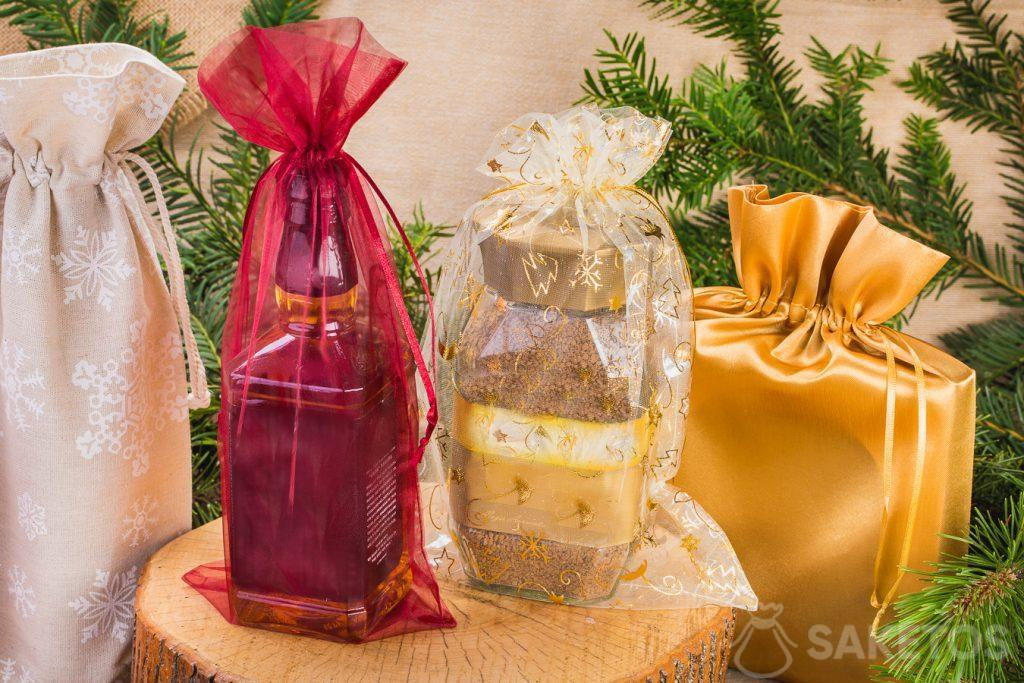Dank den Beuteln bleibt jedes Geschenk länger in Erinnerung!