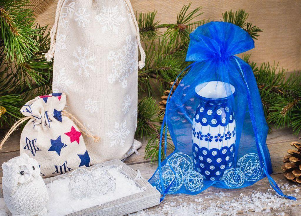 Uberraschen Sie Ihre Liebsten Weihnachtsgeschenkverpackung Fur Die Eltern Saketos Blog Organza Beutel