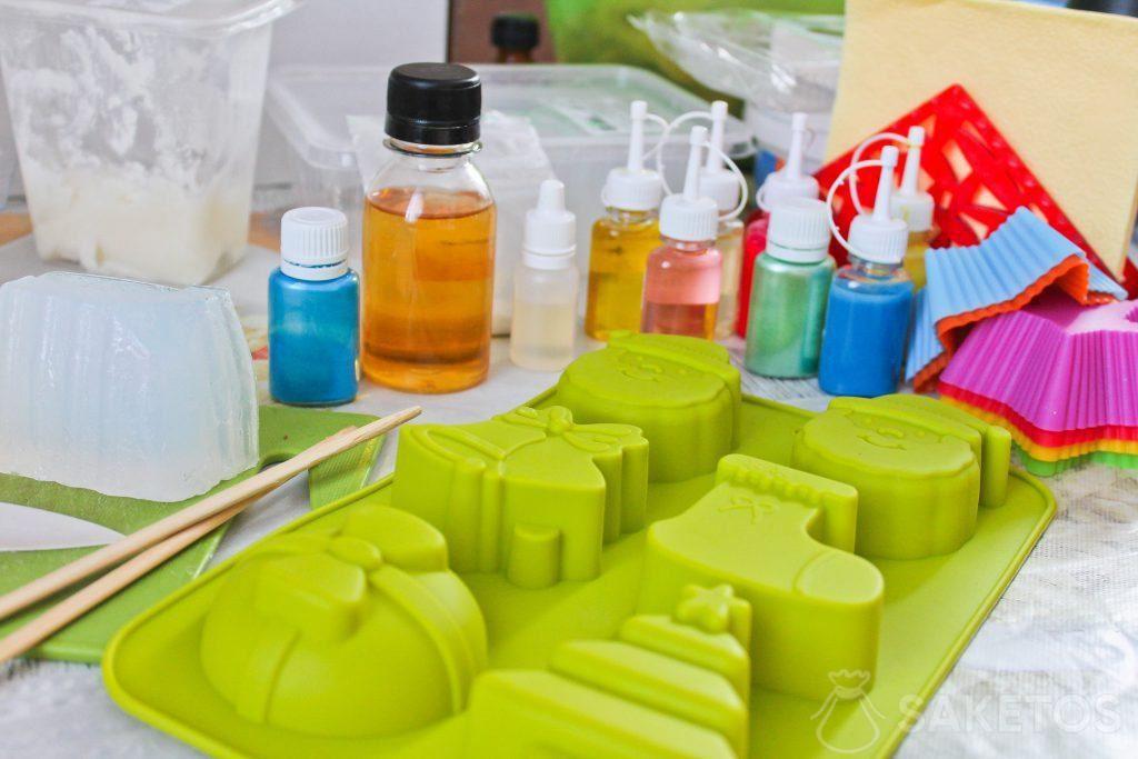 Hausgemachte Seife - wie kann man sie mit Ihrem Kind machen?