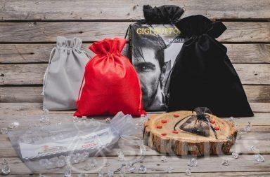 Herrengeschenke in stylishen Taschen