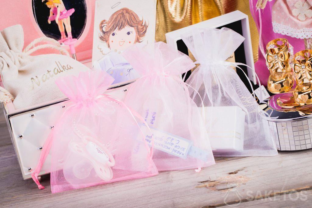 6.Perfekte Geschenkverpackung - ein Organzabeutel sieht immer gut aus.