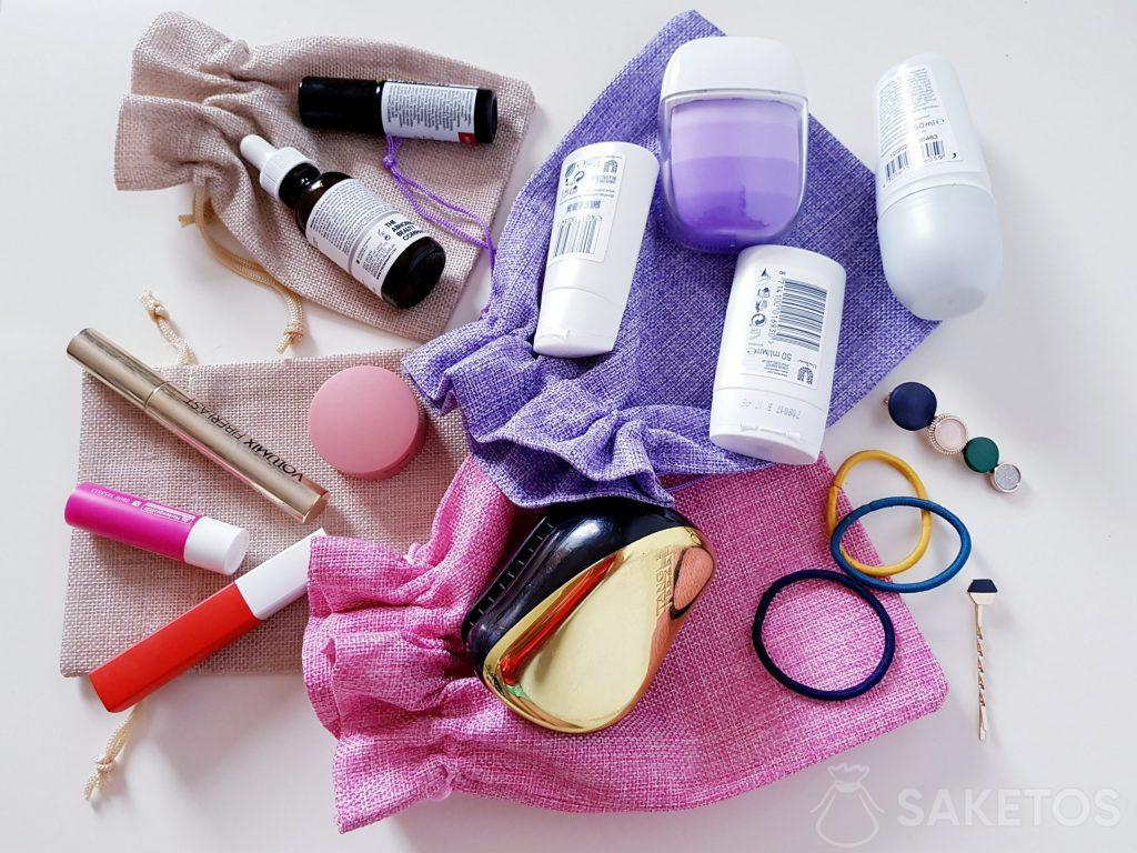 9. Das Einrollen der Kleidung schützt vor Knitterfalten.