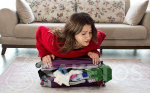 1.Wie packe ich Handgepäck?