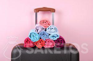 7.Das Einrollen der Kleidung schützt vor Knitterfalten