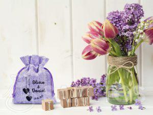 Hochzeitsbeutel - als ein Dankeschön an die Hochzeitsgäste