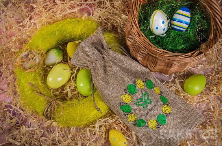 Verpackungen für Ostergeschenke